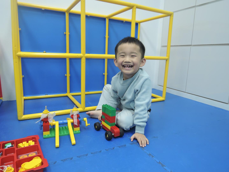 幼兒機械實驗室