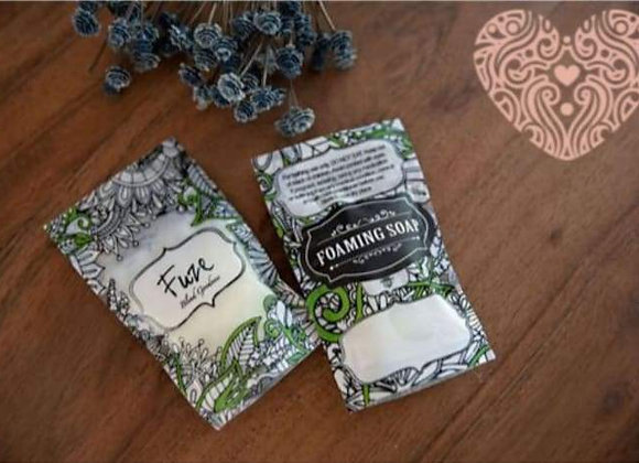 Foaming Essential Oil Hand Soap Refill Packet - Romance