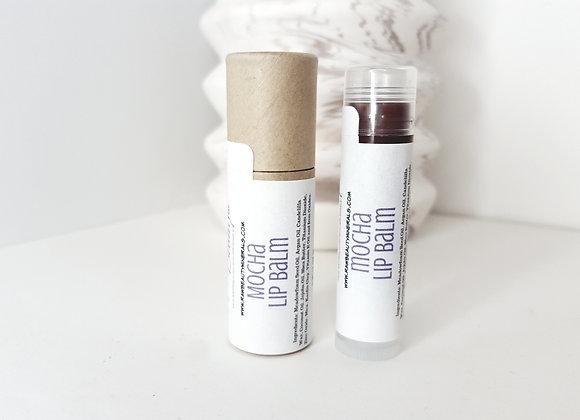 Tinted Lip Balm | Natural Tint Lip Chap - 0.30 oz Cardboard Tube