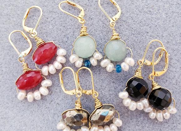 Perla Chandie Earrings