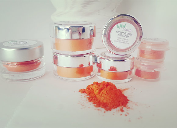Sunset Orange - Eye Shadow Pigment