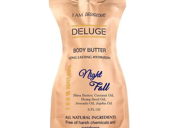 Natural Body Butter  Night Fall
