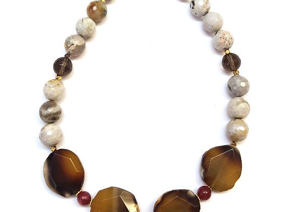 Agata Necklace