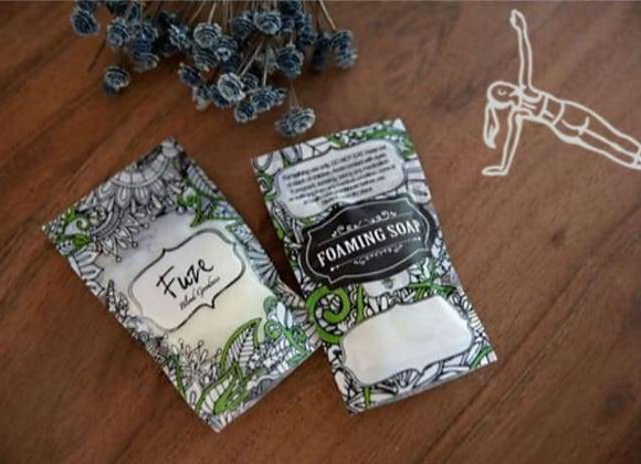 Foaming Essential Oil Hand Soap Refill Packet - Muscle Recovery