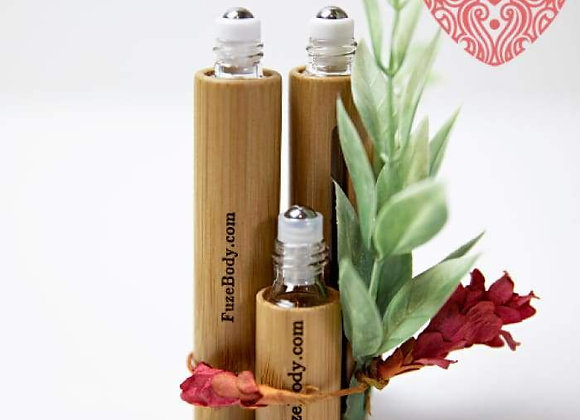 Romance - Wood Roll-On Pure Essential Oils