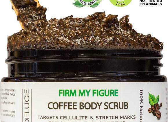 Coffee Scrub -Cellulite Treatment