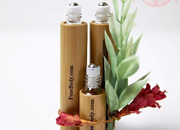 Monthly Comfort - Wood Roll-On Pure Essential Oils