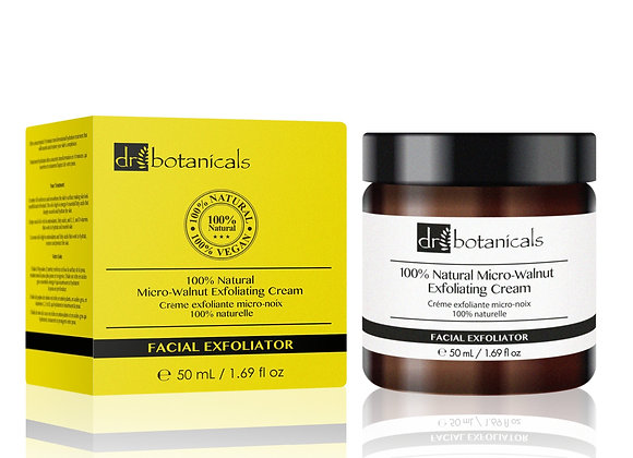 Micro-Walnut Exfoliating Cream