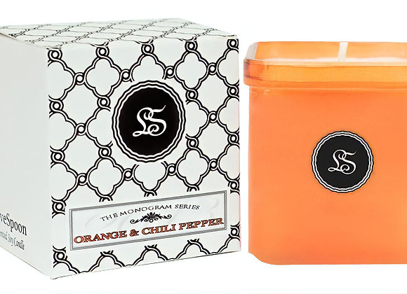 Orange & Chili Pepper