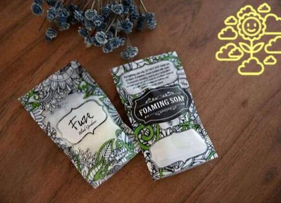 Foaming Essential Oil Hand Soap Refill Packet - Joy