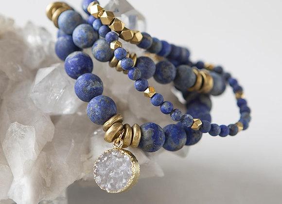 Lapis Lazuli Gemstone Bracelets
