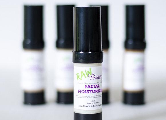 Vegan Facial Moisturizer Fragrance Free