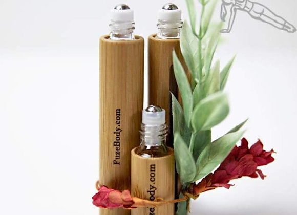 Muscle Recovery - Wood Roll-On Pure Essential Oils