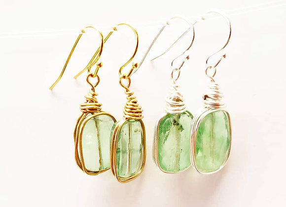 Akhdar Earrings