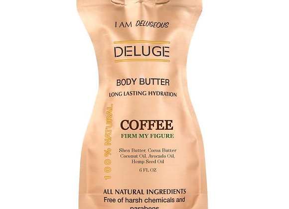 Natural Body Butter Coffee