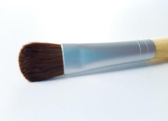 Vegan Eye Shadow and Concealer Brush Bamboo Handle