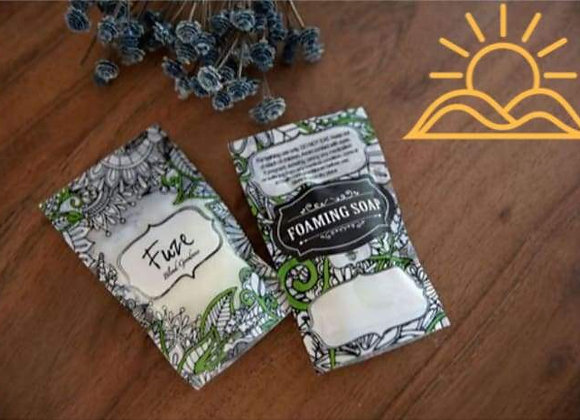 Foaming Essential Oil Hand Soap Refill Packet - Energy