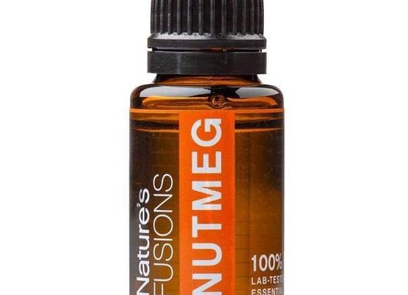 Nutmeg Pure Essential Oil - 15ml