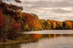 Lake Montcvlair Colors