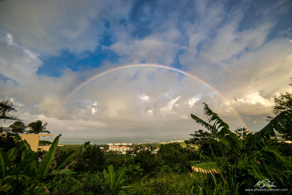 Puerto Rico Rainbow