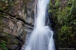 Waterfall in El Yunque