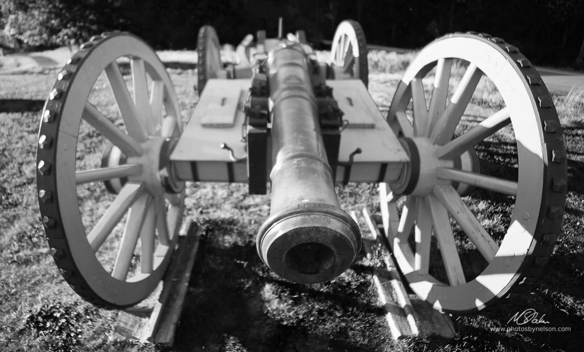 Revolutionary Cannon