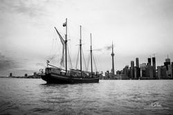 Toronto from Lake Ontario