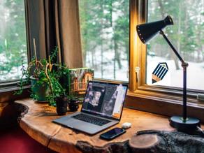 HOME OFFICE - Trabalhando nas Nuvens