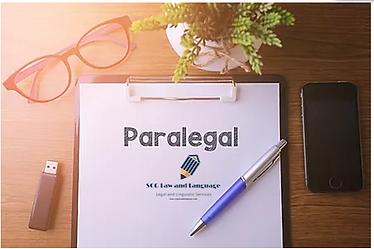 Paralegal SCG