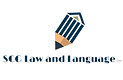scg law and language, logo transparent