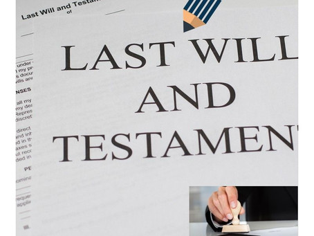Do you have a Last Will & Testament?