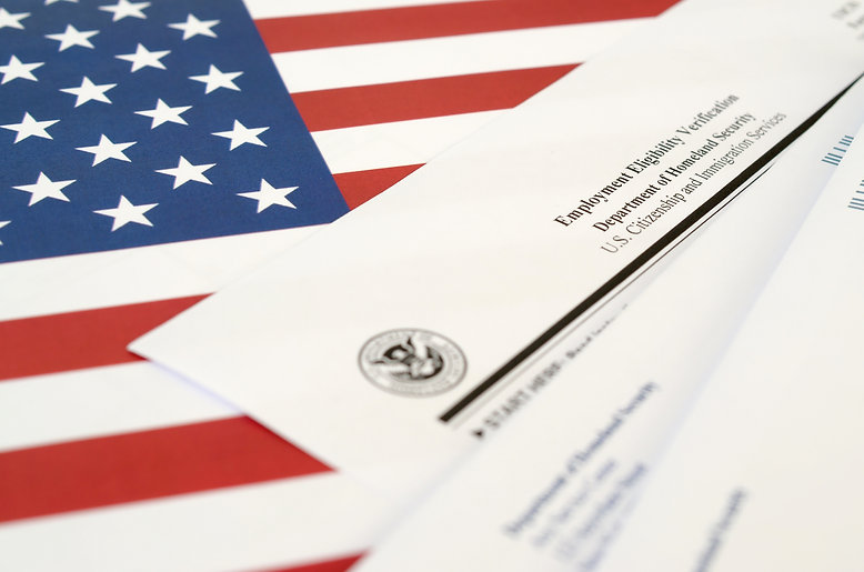 I-9 Employment Eligibility Verification