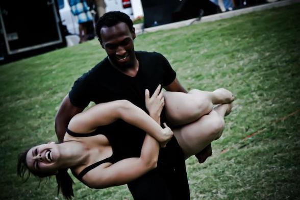 Performance of XX/XY at Arts Festival in Oklahoma City