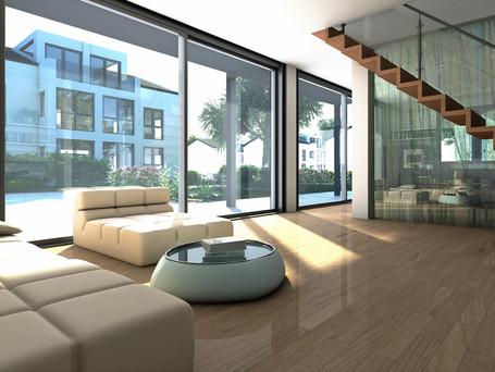 Immobilientrend: Panoramaverglasungen bei Bauherren immer beliebter