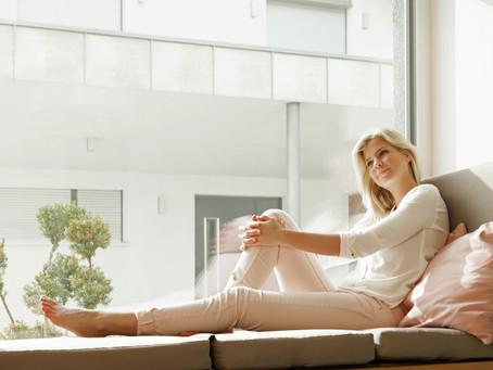 Gütegeprüftes Schallschutzglas sorgt für Ruhe und Entspannung