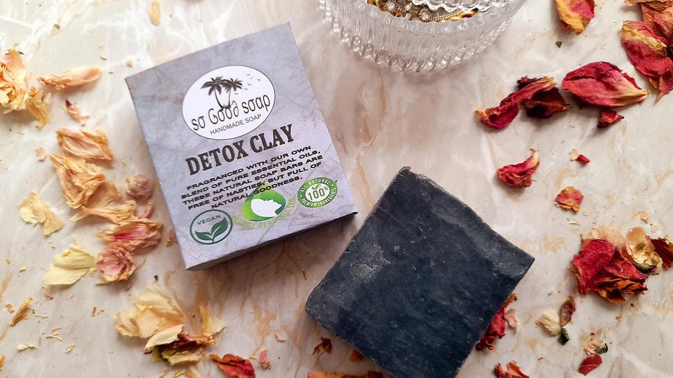 Handmade Natural Soap Bar Charcoal 130g