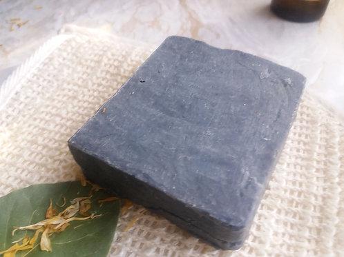 Handmade Natural Soap Bar Charcoal 120g