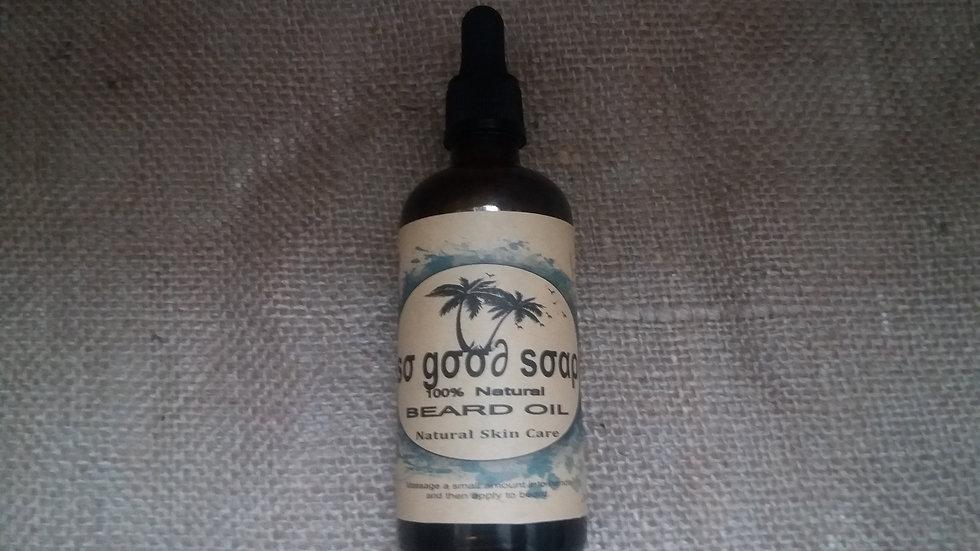 Beard Oil   100ml