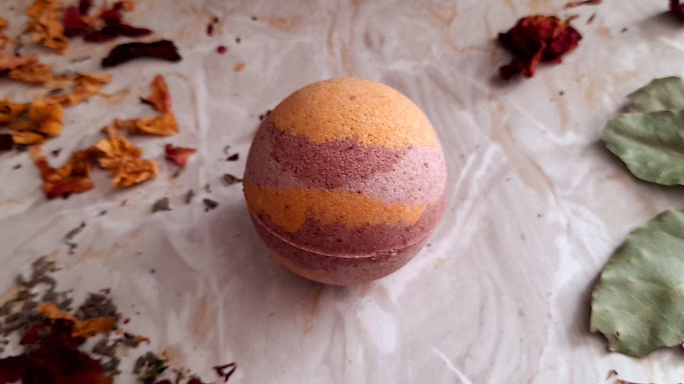 Mercury Bubble Bath Bomb Berry 150g