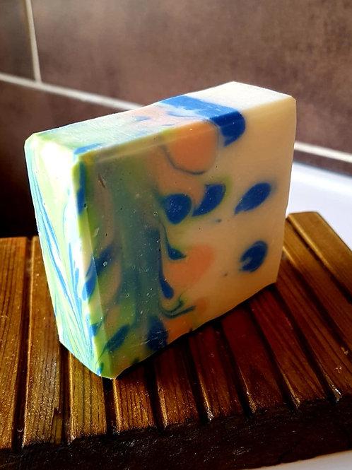 Handmade Natural Soap Bar 120g Eucalyptus
