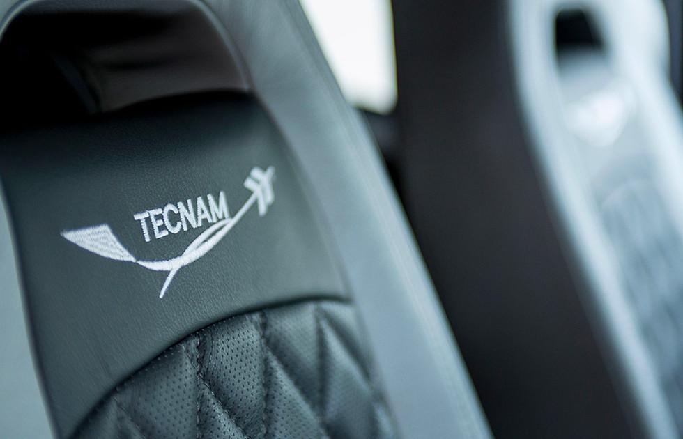 Tecnam P2006T Intérieur