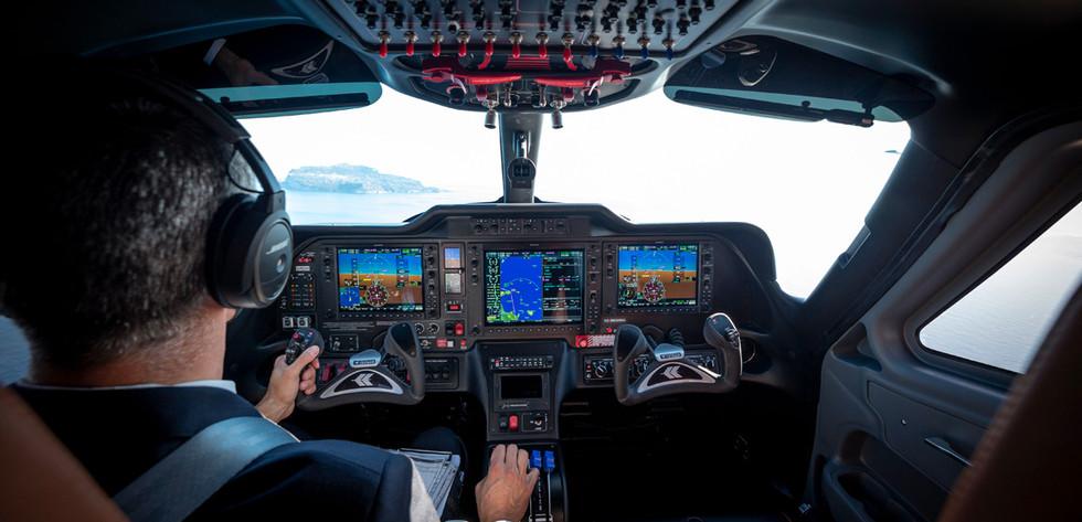 P2012 Cockpit
