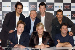 G4 with Louis Walsh