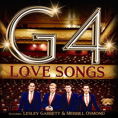 G4 'Love Songs' Album 2017 (Unsigned)