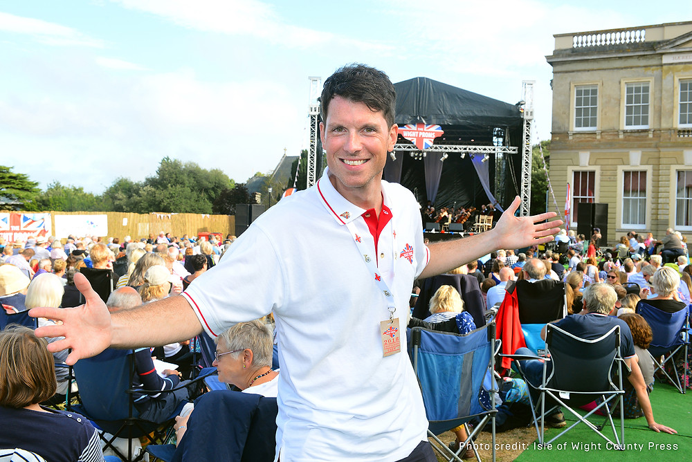 Wight Proms Founder: Mike Christie