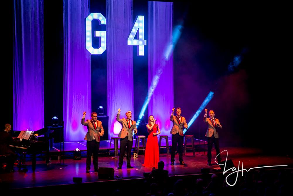 G4 Live Tour 2018 with Mary-Jess