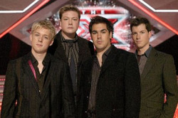 G4 on The X Factor