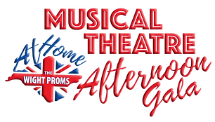 Wight Proms 2020 - At Home Logo - Musica