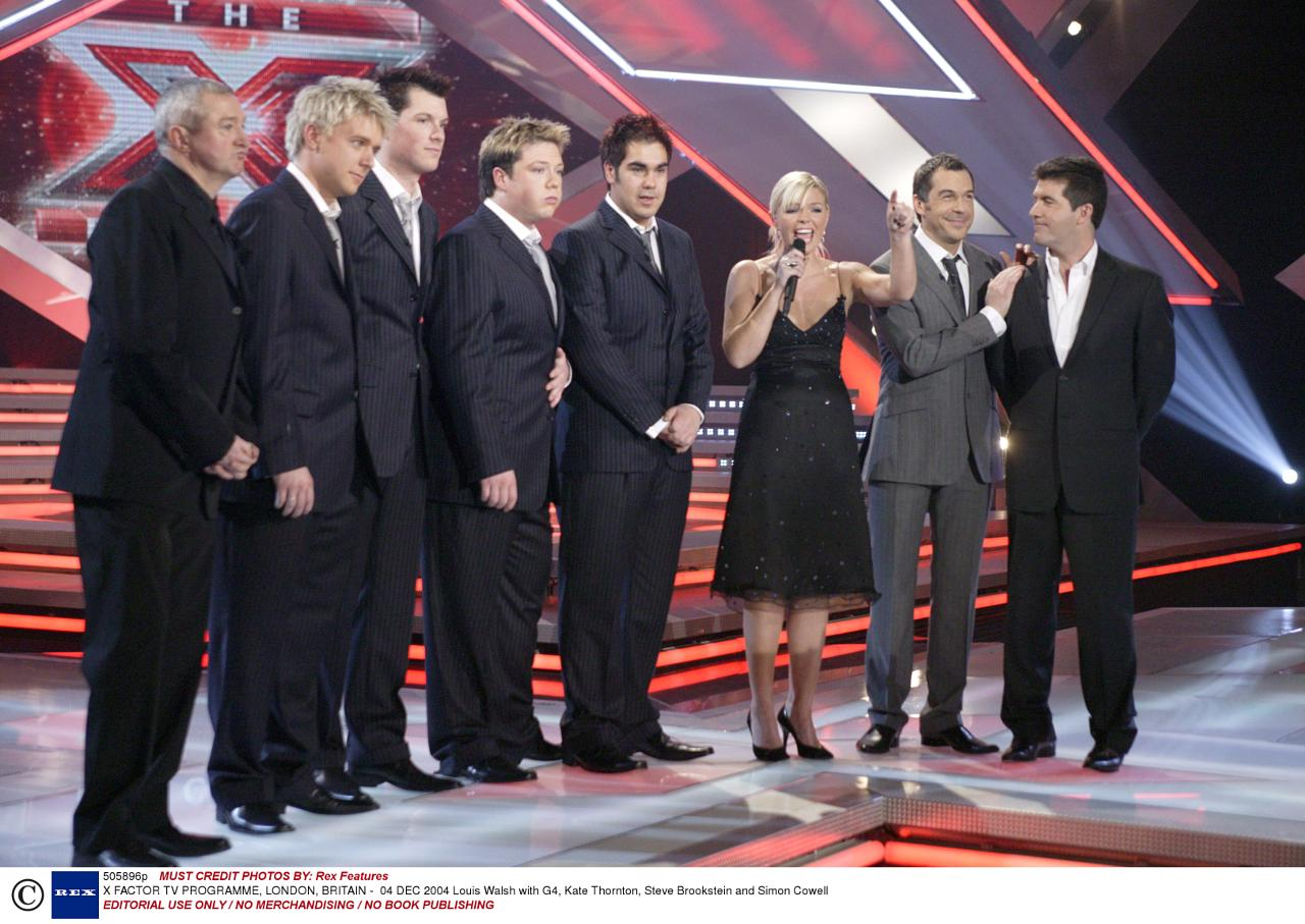 The X Factor Final