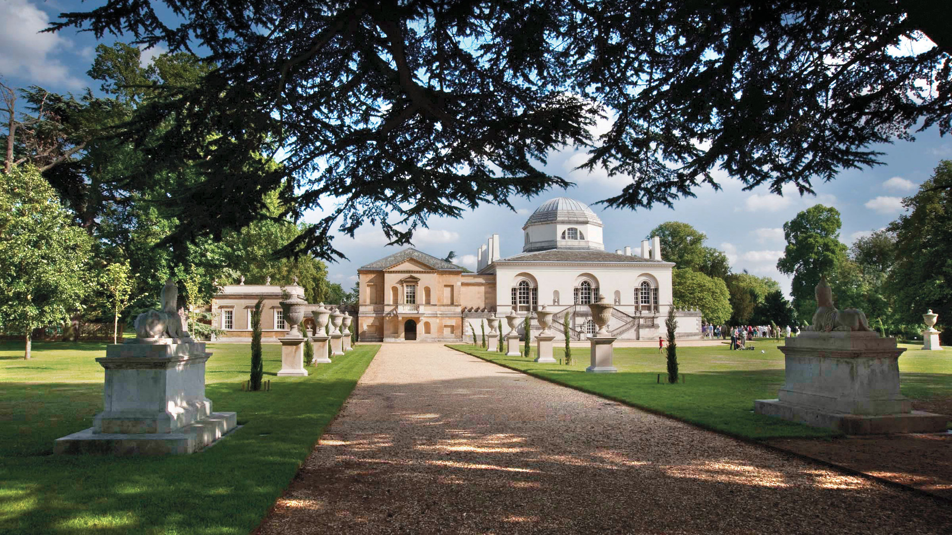Chiswick Proms - Chiswick House - IMAGE.